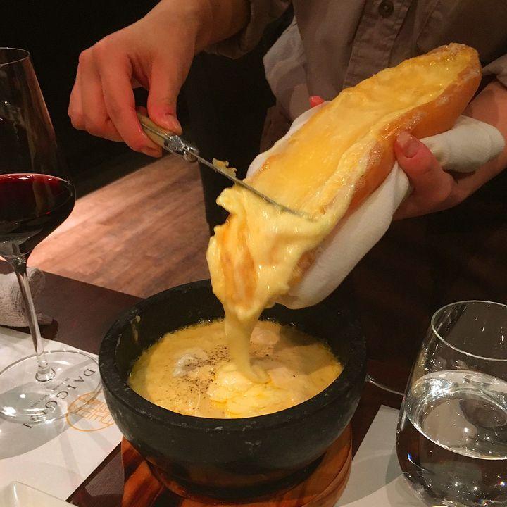 とろっ、極上の味わい。南青山のチーズ専門店「DAIGOMI」が本気で美味しい