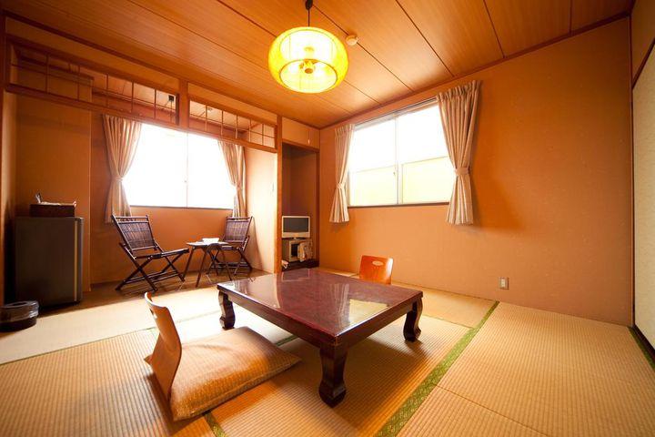 客室は、和室と和洋室があります。