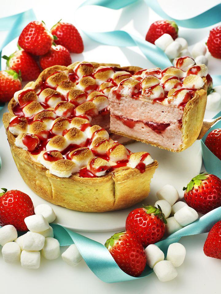 【終了】ホワイトデーにおすすめ!パブロから「いちごの焼マシュマロチョコチーズタルト」登場