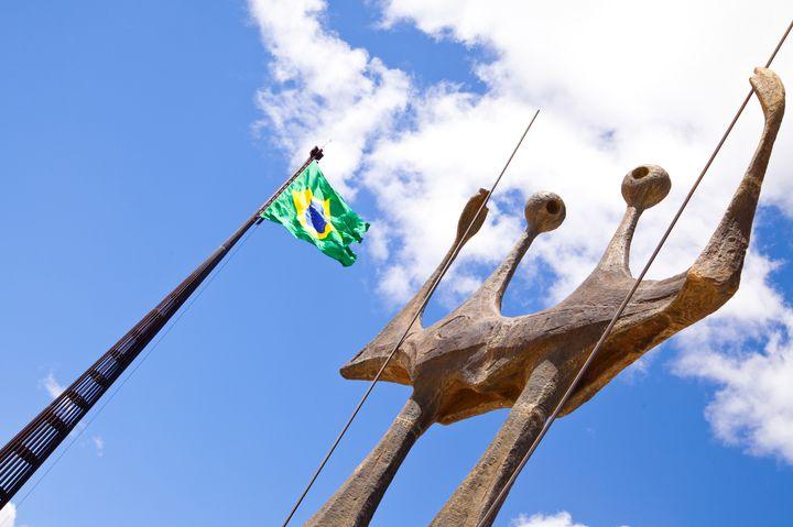 ちょっと珍しい世界遺産「三権広場」巨匠オスカー・ニーマイヤーのスポット