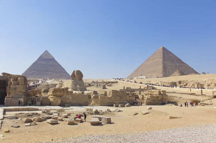 在住者が教える!エジプトで本当におすすめできる観光スポット15選