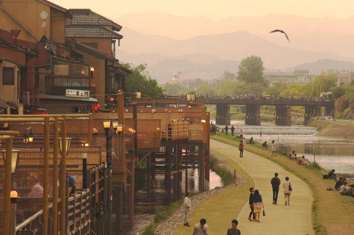 """初夏の京都で川のせせらぎを求めて。京都の""""風情ある川の景色""""7選"""