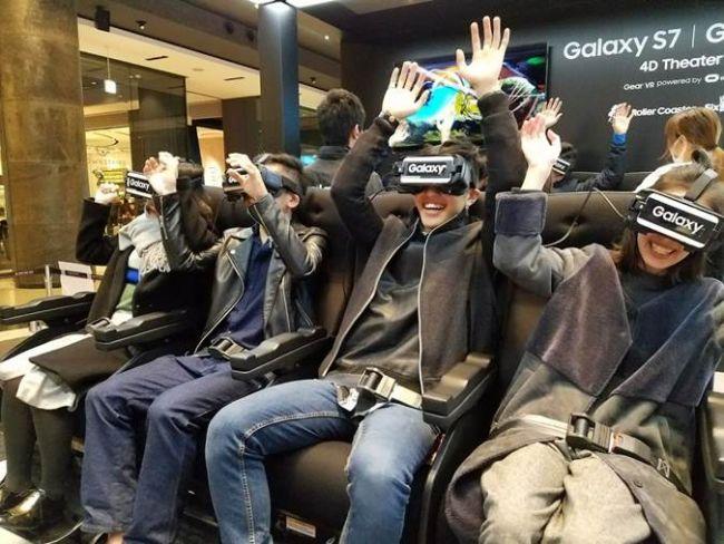 【終了】VR体験もできる!福岡に「Galaxy Studio」限定OPEN
