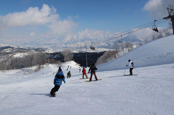 関越道沿いで楽しめる!インターからすぐのアクセス抜群スキー場7選