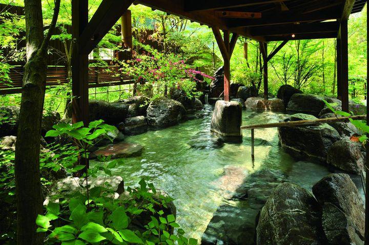 昭和の香り漂う温泉街!杖立周辺でおすすめのホテル・宿5選