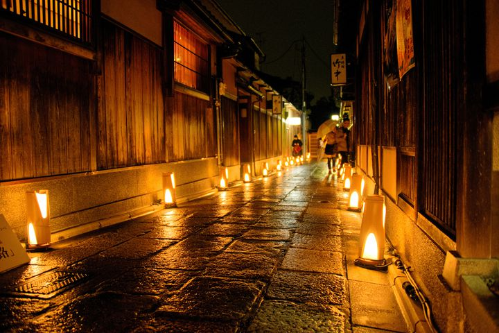 のんびり&大人贅沢な旅。母娘の1泊2日「京都旅行」はこんな風に巡る