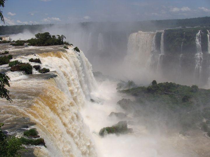 ブラジルの大迫力スポット「フォス・ド・イグアス」のおすすめスポット