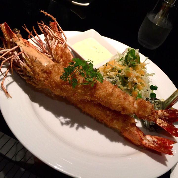 今、日本で一番並ぶ店!渋谷の『海老昌』で食べられる絶品な豪快ランチとは