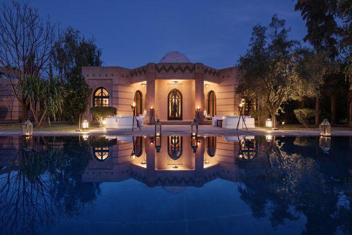 アラビアンテイストを満喫!モロッコの豪華おすすめゲストハウス20選