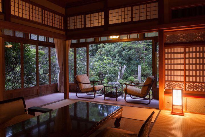 """文化財に泊まろう。""""有形文化財""""に指定されている日本の温泉旅館10選"""