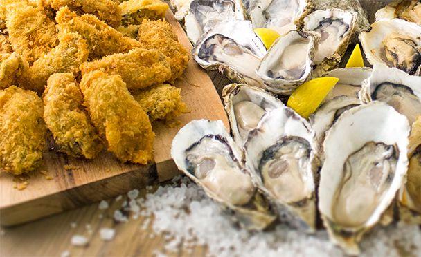 【終了】もう予約した?「生牡蠣・カキフライ・焼き牡蠣など4種の牡蠣料理食べ放題」開催
