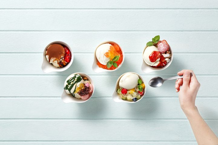 最先端のクラフトアイスクリーム誕生!「napoli 広尾店」オープン