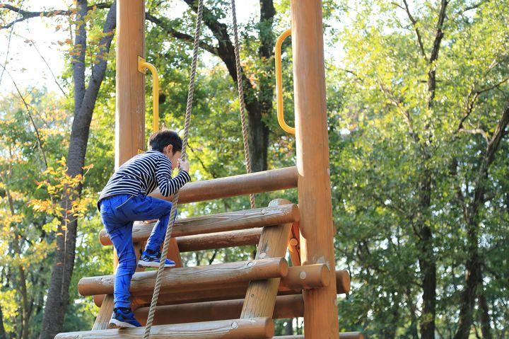 自然を感じよう!親子で遊びに行くべき関西のアスレチックスポット7選