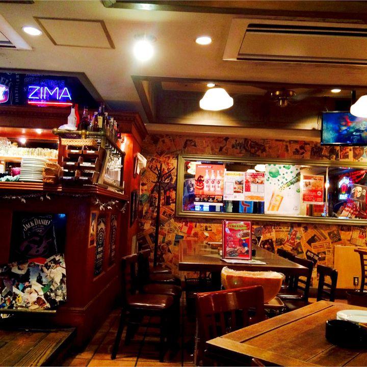 吉祥寺にある人気店!「Koki's House」でアメリカンな雰囲気を味わおう
