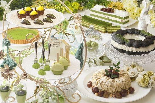 【開催中】抹茶スイーツ食べ放題!京都で「MATCHA Sweet Garden」開催