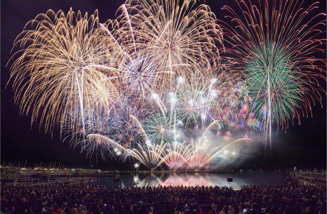 【終了】一味違う花火を見よう!「世界花火師競技会 海外予選」ハウステンボスで開催