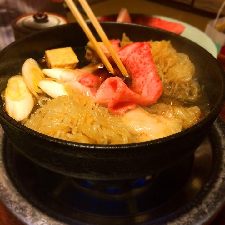 高級な霜降りサーロイン!すき焼きがおいしいお店15選IN東京