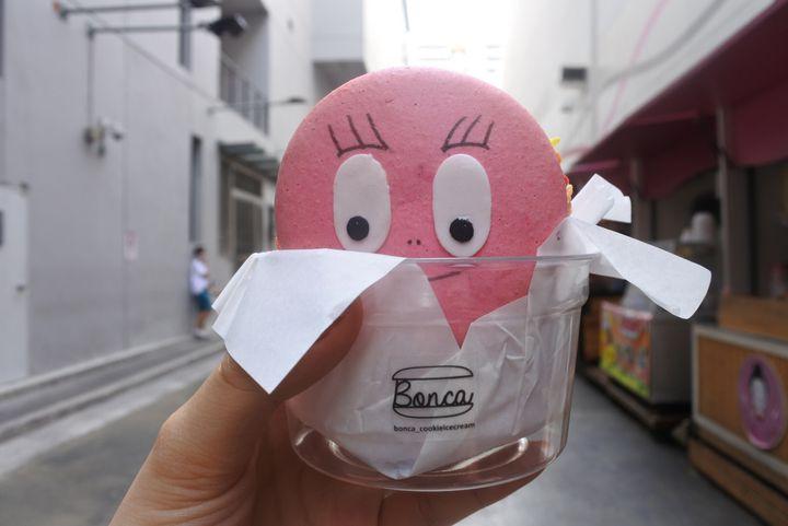 なにこれ可愛すぎ!タイの「Bonca」マカロンアイスが気になる