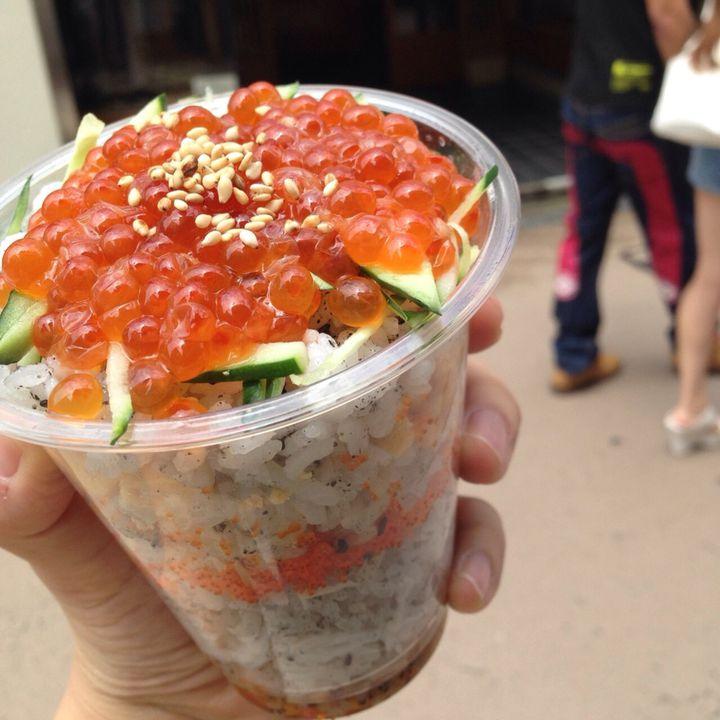 鎌倉に行ったら外せない!「小町通り」のオススメ食べ歩きグルメ7選