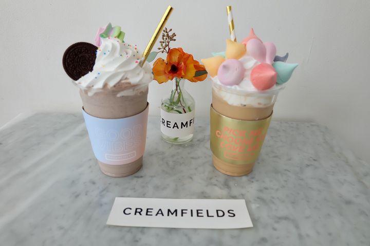 可愛すぎるラテに夢中!韓国の「Creamfields」に行きたすぎる