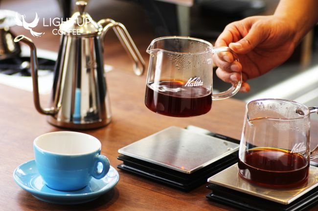 ついに3店舗目!下北沢に「LIGHT UP COFFEE」オープン