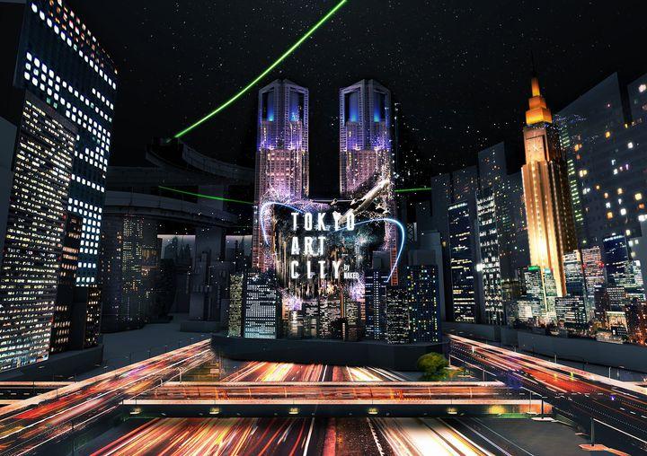 【終了】「TOKYO ART CITY by NAKED」東京ドームシティで開催