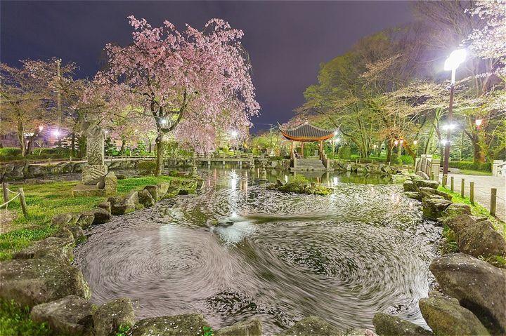 """""""ぐるぐるスポット""""で話題!岐阜県にある「日中友好庭園」が美しすぎる"""
