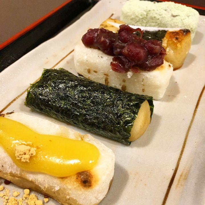 まるでお寿司!京都・錦もちつき屋のお餅がフォトジェニックすぎる