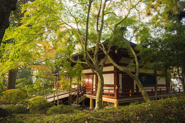 岩手県・平泉の世界遺産の5か所巡り。1泊2日の平泉観光プランはこれだ