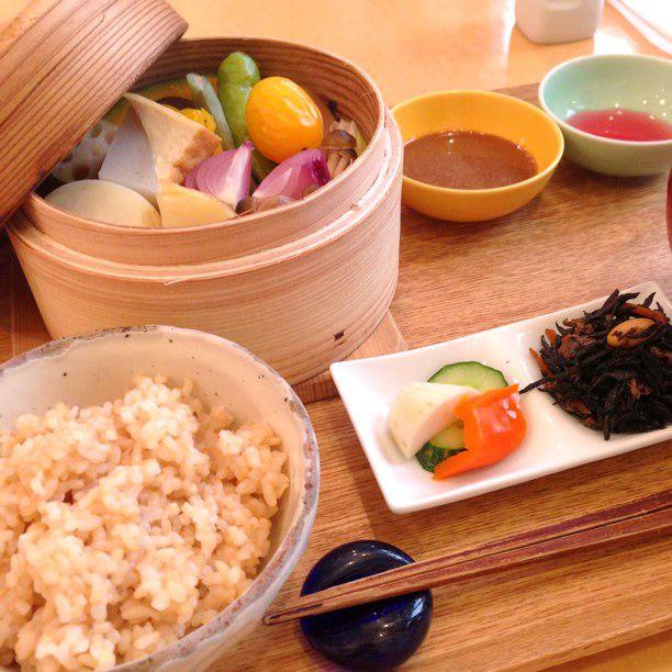 素材の味を生かしたごはん。東京都内のシンプル和食カフェ7選をご紹介