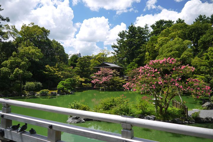 緑いっぱいの京都御苑で癒されながらパワー充電!おすすめ駐車場5選
