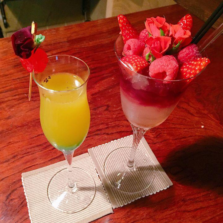 おしゃれな夜を過ごそう!フォトジェニックなカクテルが飲める東京都内のバー7選
