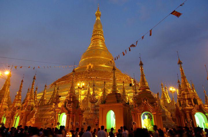 お寺なのにこの幻想的な美しさ!世界各国の美しすぎる7つの「寺院」
