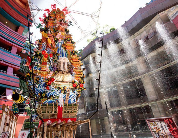【終了】777年つづく博多夏の風物詩!ユネスコ無形文化遺産の「博多祇園山笠」開催