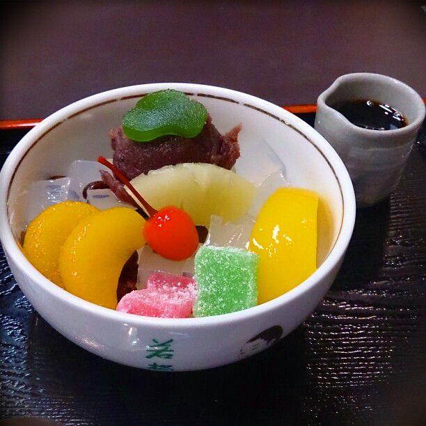 朝ドラ「ひよっこ」見てたら食べたくなった。東京都内の絶品あんみつ7選をご紹介