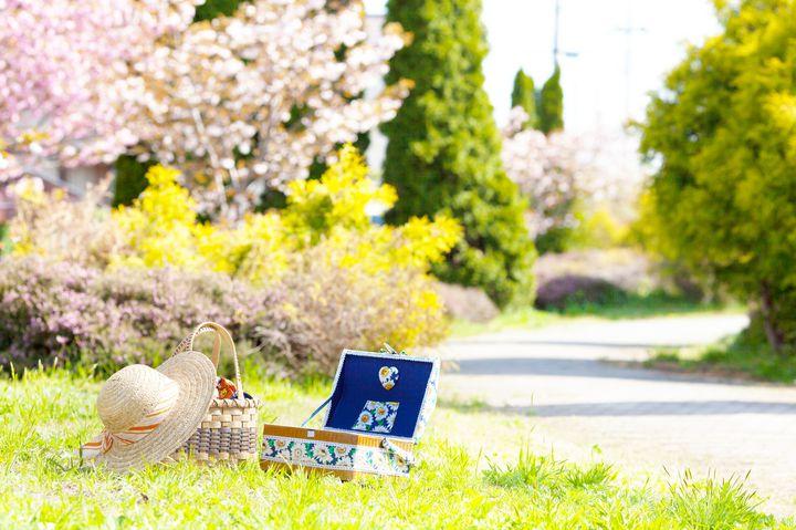 天気の良い日はピクニック!東京都内のおすすめの公園&テイクアウトグルメ10選