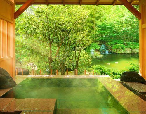 気ままに楽しむ贅沢旅に。女一人旅で泊まりたい贅沢温泉宿12選