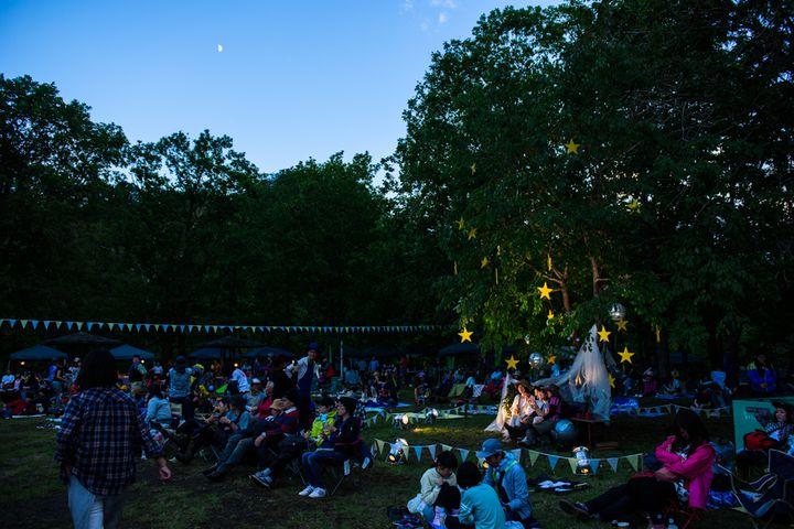 星空の下で音楽を楽しめる! 「宇宙の森フェス2017」北海道で開催