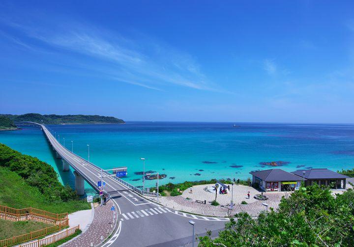 その美しさに圧倒される。日本全国の美しい「青い海」8ヶ所はここだ