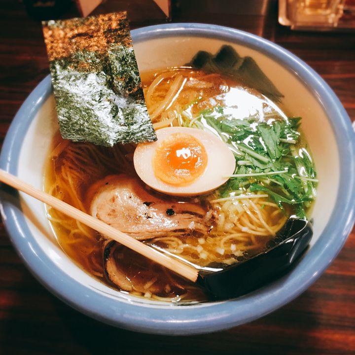 海外の友達にラーメン食べたいって頼まれた!そんな時助かる東京都内のラーメン7選