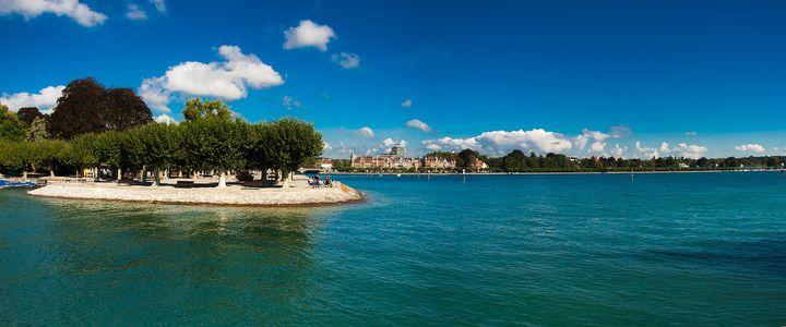 スイスを始め、3カ国を結ぶボーデン湖!湖の上から3カ国を眺めよう!