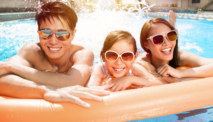 レジャープールへ家族でいこう!山梨県の人気おすすめプールスポット5選