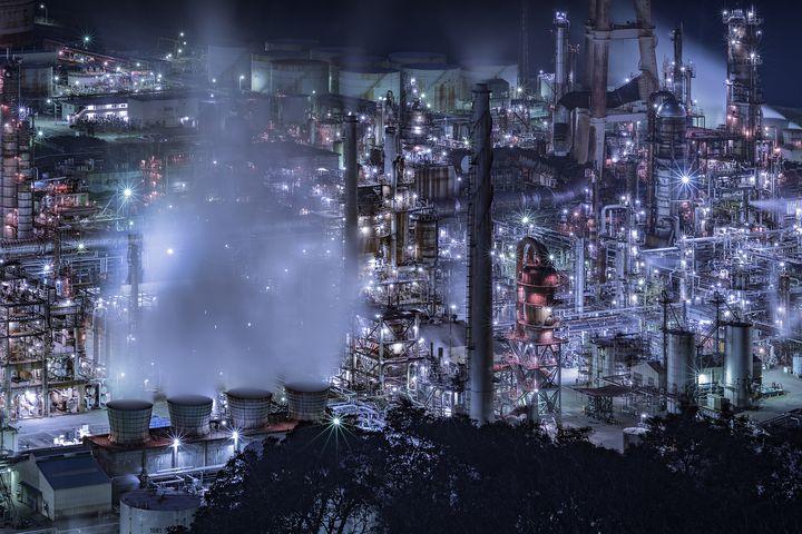 """【終了】""""行けるそして撮れる""""リアルSFの世界!「行ける工場夜景展 2017」開催"""