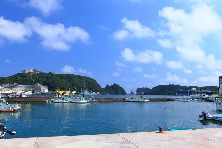 まさかのコラボレーション!和歌山にある洞窟×温泉×太平洋の「ホテル浦島」とは