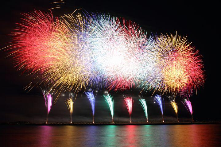 【終了】年中夢中の秋田・夏の風物詩!「港まつり 能代の花火」今年も開催