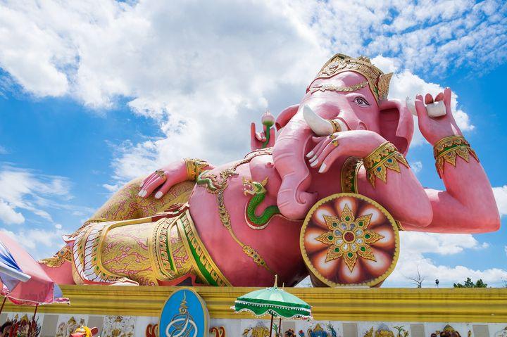 願いが三倍速で叶う!タイで話題の「ピンクのガネーシャ」が気になる