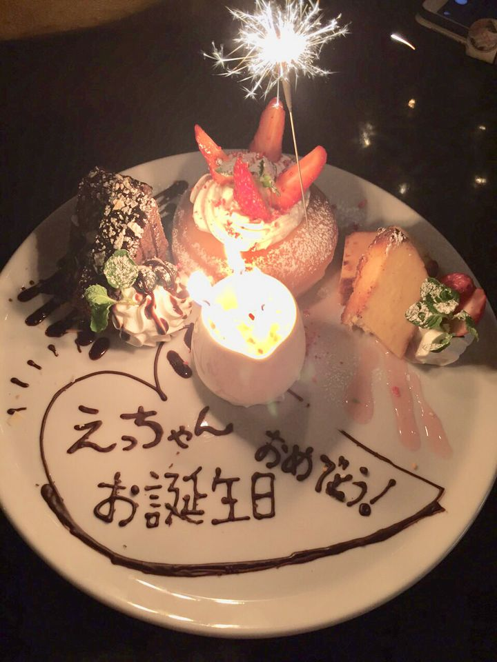 横浜 誕生日 roku cafe
