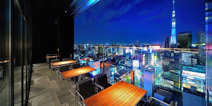 東京 デート 穴場