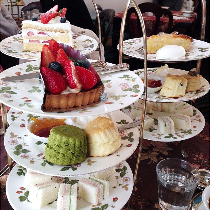 今日は優雅にティータイム!大阪にある人気「紅茶カフェ」10選