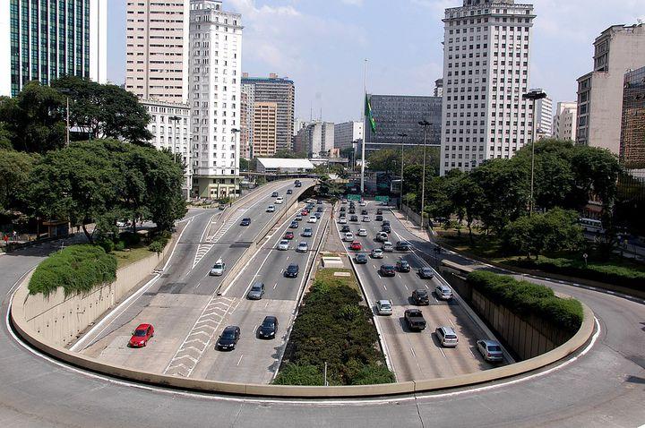 サンパウロのメインストリート!「パウリスタ大通り」の楽しみかた!